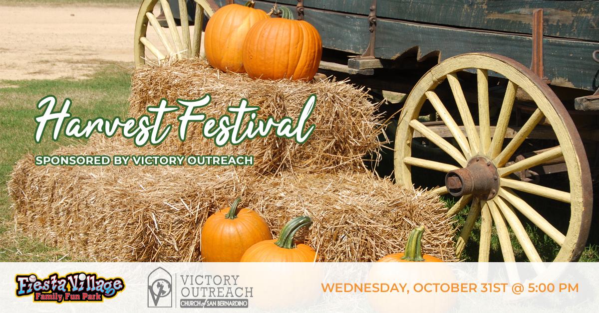 Harvest Festival | Fiesta Village