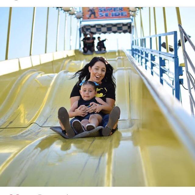 Super Slide at Fiesta Village